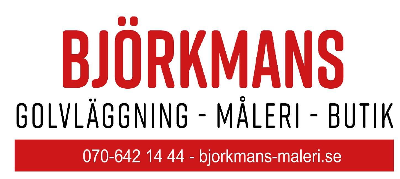 Björkmans Måleri
